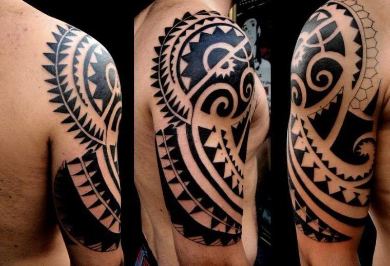 tatuaje-maori-opciones-brazo-hombres