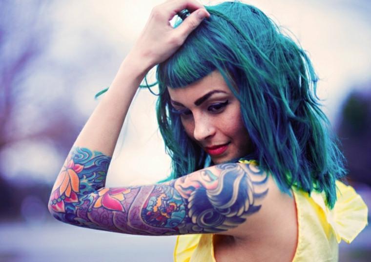 diseños de tatuajes bonitos para mujeres