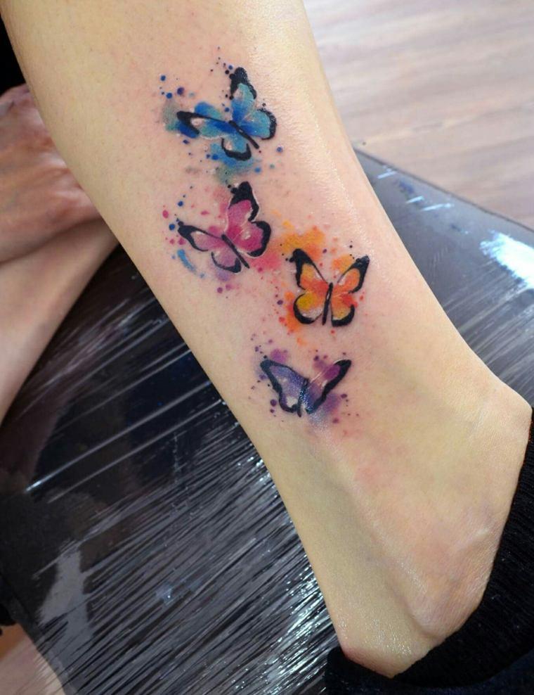 tatuajes-brillantes-mariposas-opciones