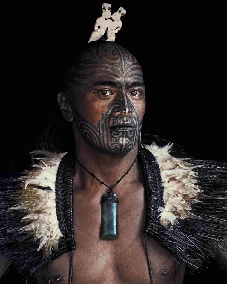 tatuajes maoríes significado opciones-tatuaje-facial-original