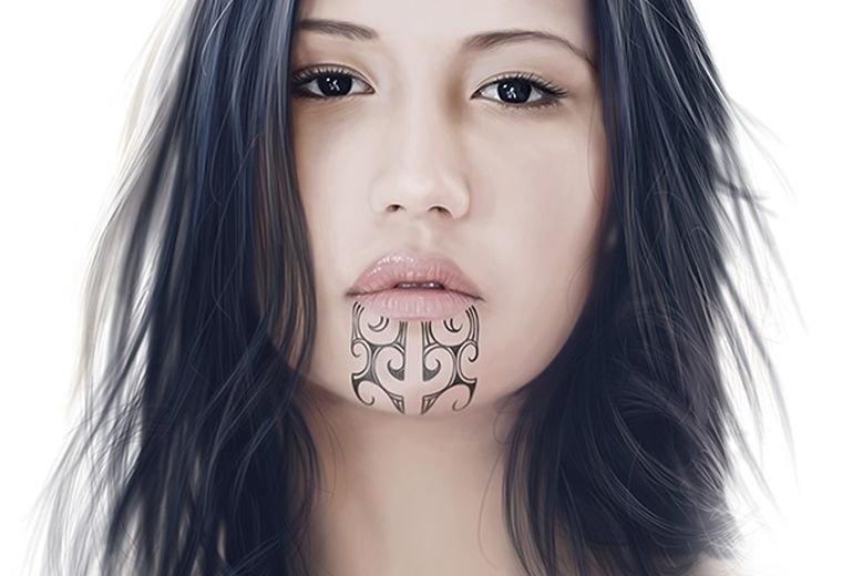 tatuajes-maories-significado-ideas-mujeres-tatuadas