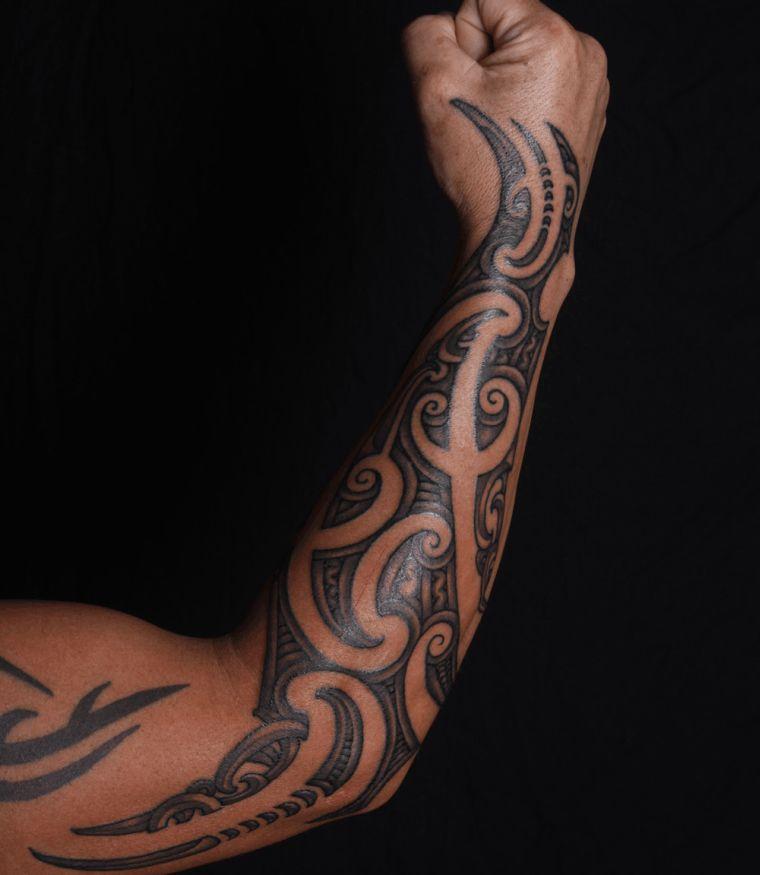 Tatuajes Maories Significado E Ideas Inspiradoras