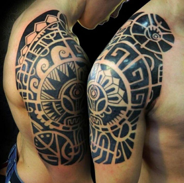 Tatuajes Para Hombres Diseños De Tribales Y Motivos Maoríes
