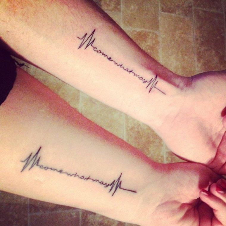 Tatuajes Para Parejas 50 Ideas Para Compartir Con El Ser Amado