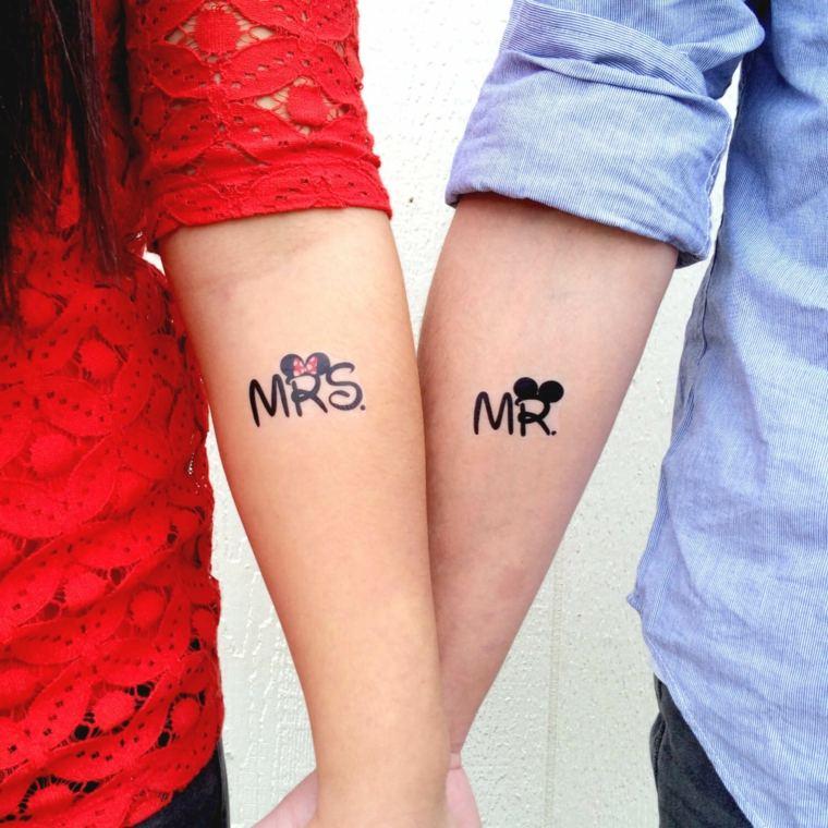 tatuajes para parejas-ejemplos-originales