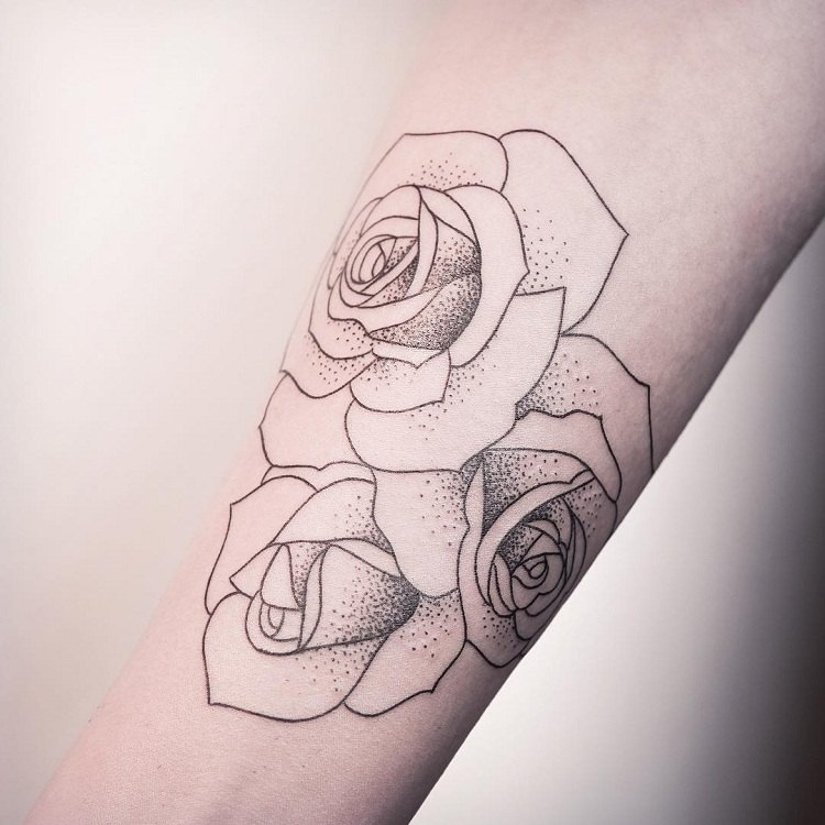 tatuajes-rosas-opciones-diseno-original