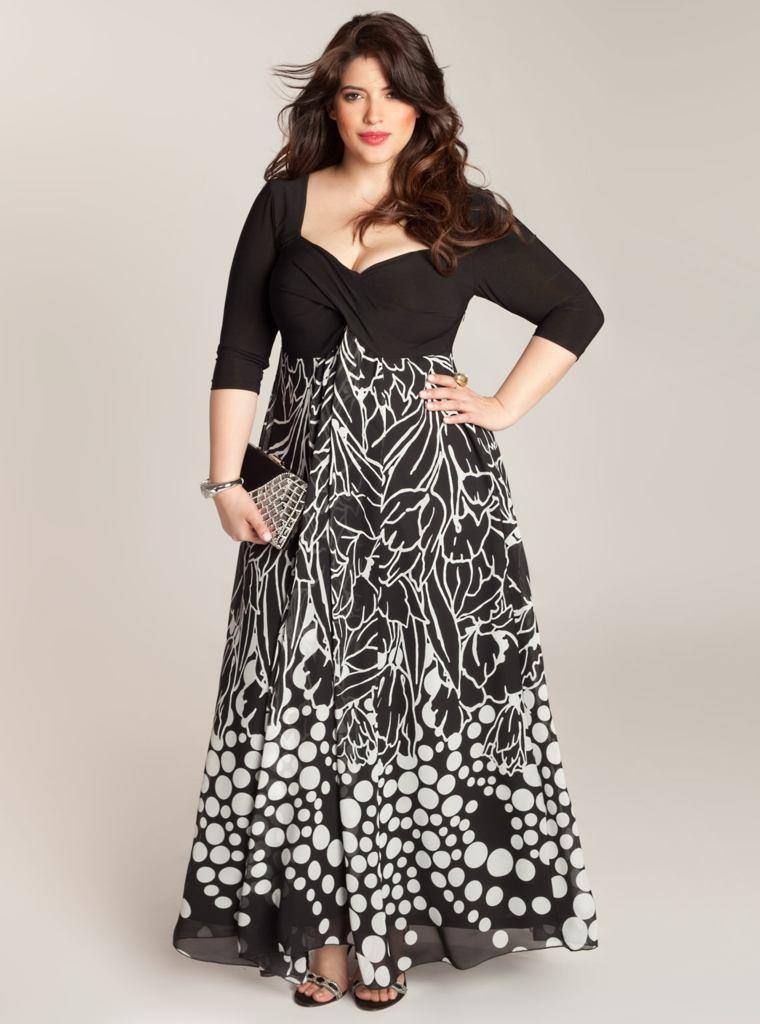 3a155c6b3 Vestidos de fiesta para gorditas - las mejores ideas para estar a la ...