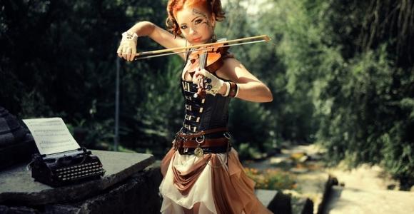 Steampunk moda - ideas impresionantes que causarán furor