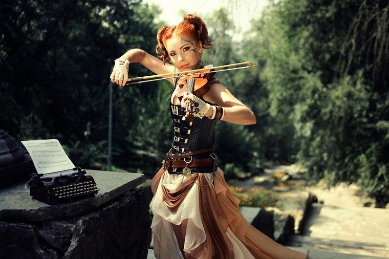 steampunk moda