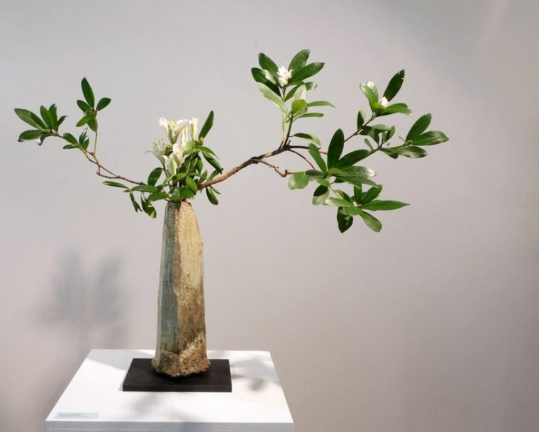 arreglo floral japonés