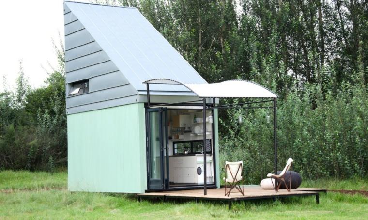 diseños originales de casas prefabricadas