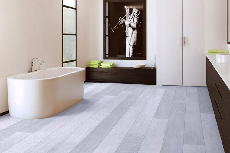 alfombras de vinilo para baños