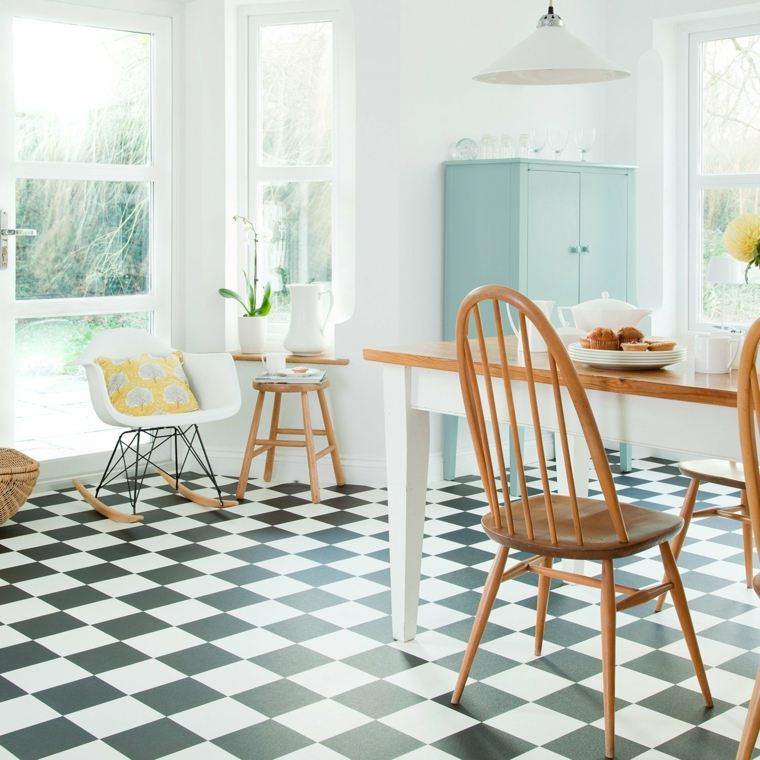 alfombras de vinilo para cocina