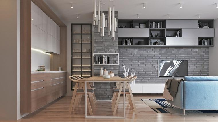 apartamento-pequeno-cocina-salon