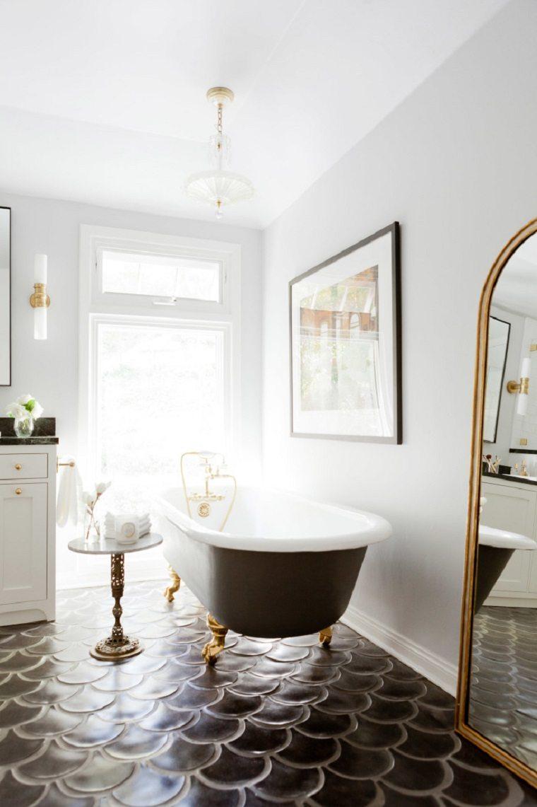 Azulejos de ba o que marcan tendencia y crean ambientes - Tendencias azulejos bano ...
