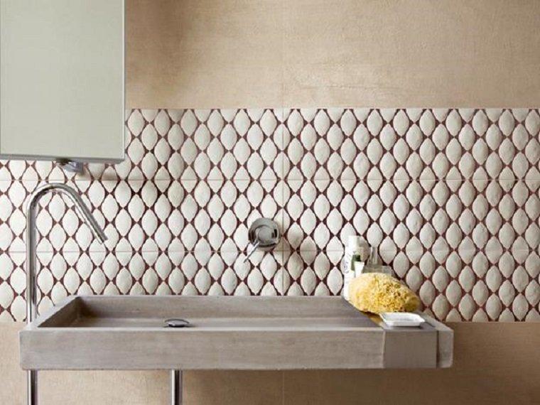 azulejos con relieves