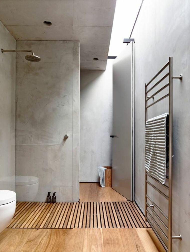 revestimientos de hormigon pulido para baños