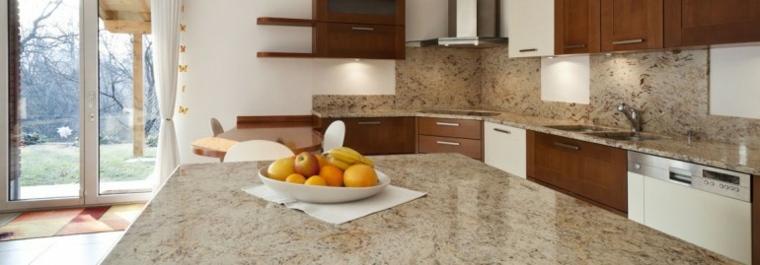 diseños de encimeras de granito