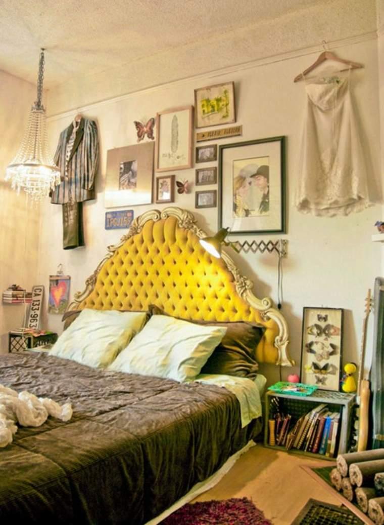 habitaciones de estilo boho chic
