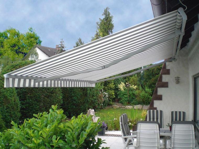 toldos para terrazas modernas