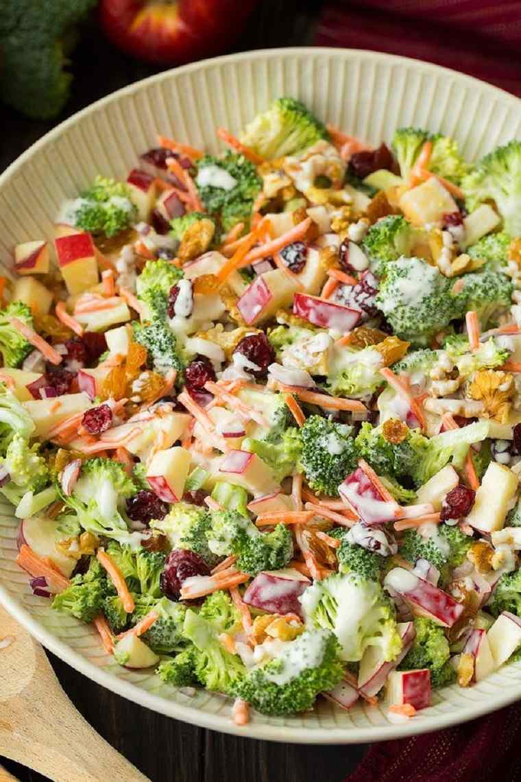 Recetas de ensaladas para el oto o 9 recetas increibles for Ideas ensaladas originales