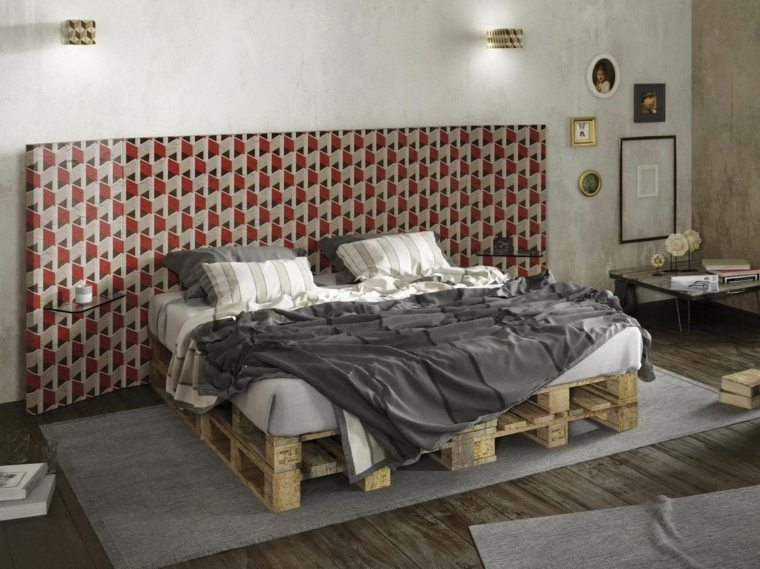 cabeceros originales-camas-palets