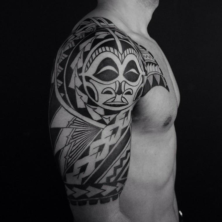 tatuajes tribales de hombres