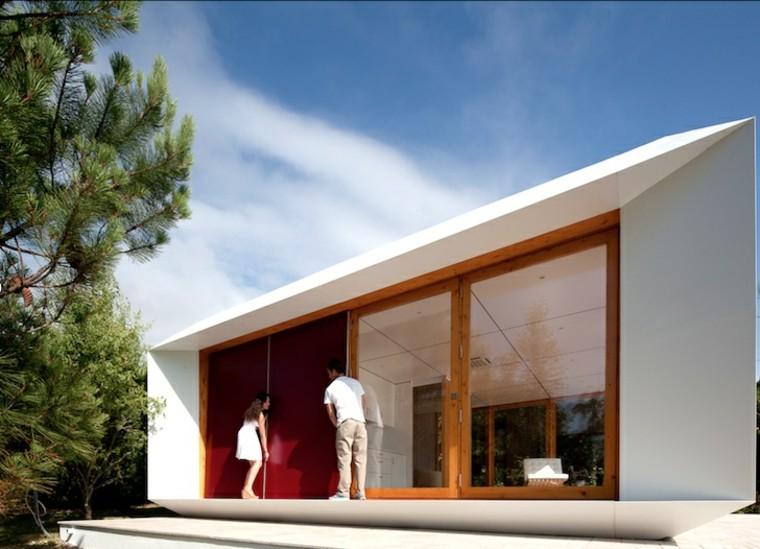 diseños de casas de la firma Mima