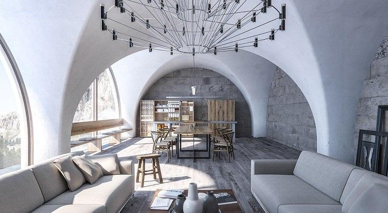 casas de ensueño apartamento-privado-arquitectura-original