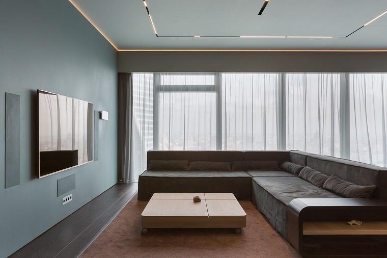 casas de ensueño-apartamento-privado-salon