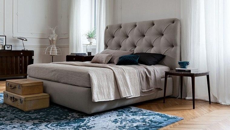 casas de ensueño-diseno-americano-cama-bellas