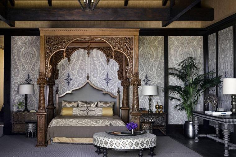 casas-de-ensueno-diseno-arabe-dormitorio
