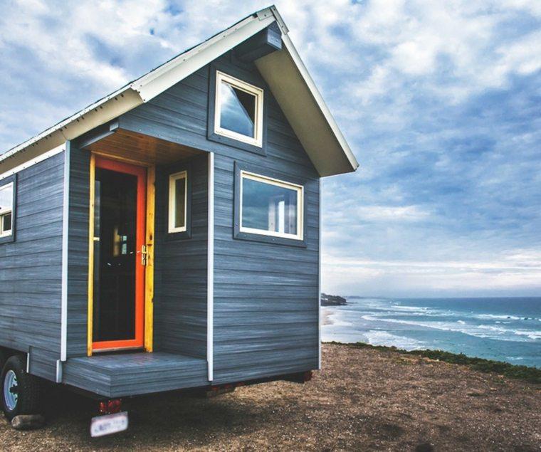 casas modulares prefabricadas de madera