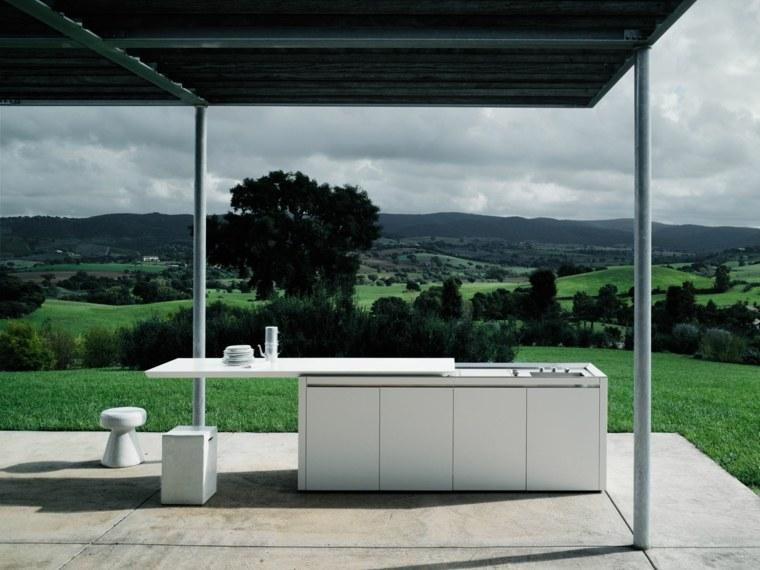 Ideas cocinas exteriores y consejos útilies sobre el diseño del ...