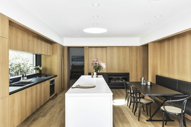 cocina-isla-comedor-madeleine-blanchfield-architects