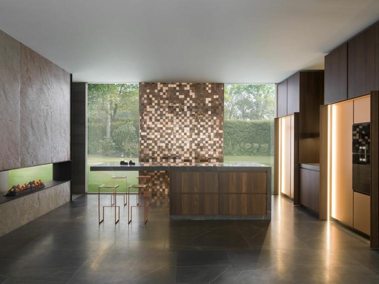 cocina-madera-piedra-Gamadecor