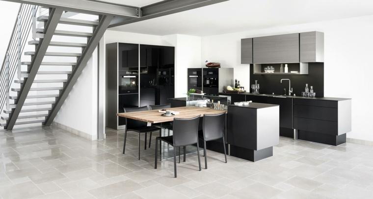 cocina-muebles-negros-opciones-modernas