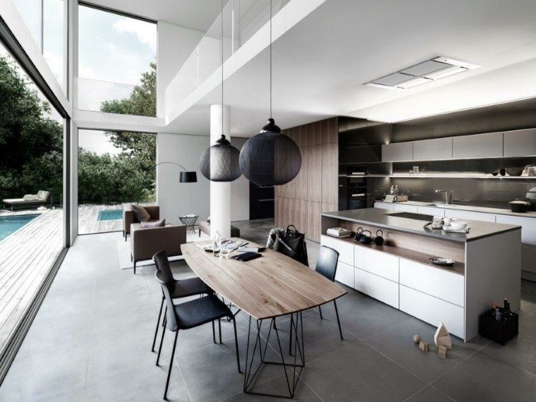 cocinas-de-madera-lineas-horizontales-alineacion-grafica-elementos