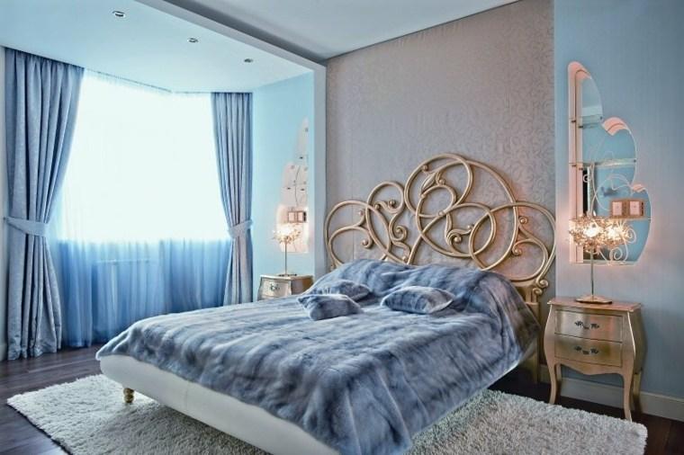 color-azul-diseno-lujoso-dormitorio