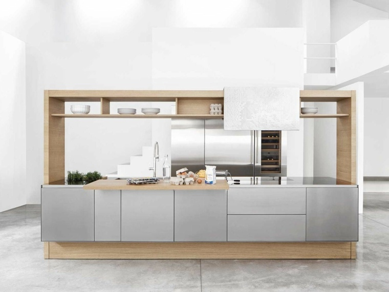 combinacion-metal-madera-cocina-diseno