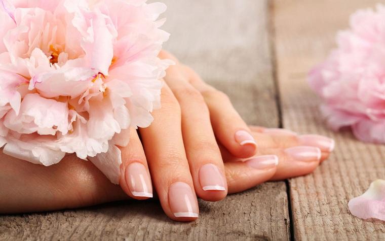 cómo pintarse las uñas-ideas
