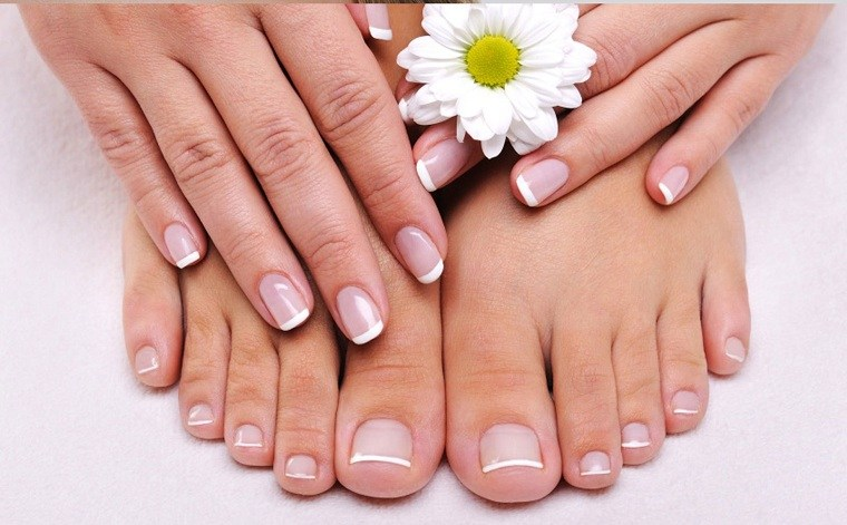 cómo pintarse las uñas y cuidar-pies-manos
