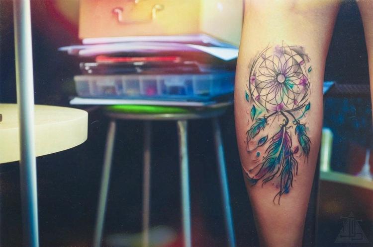 concepto tatuajes modernos tendencias