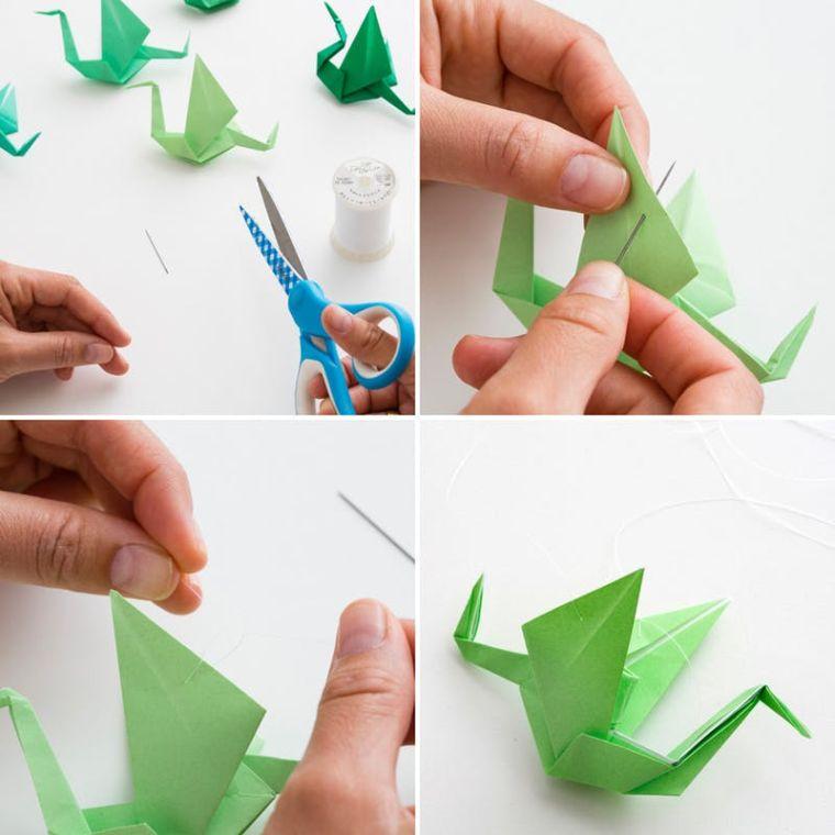 decoracion-bebe-origami-facil-diseno-moderno