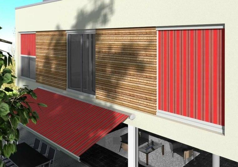 toldos verticales para terrazas