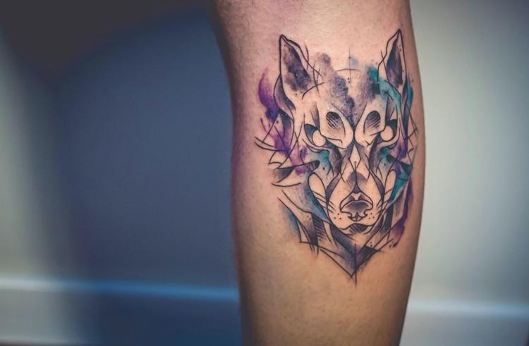 efecto bello tatuaje espcial