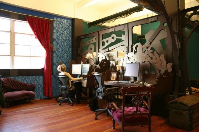oficina steampunk