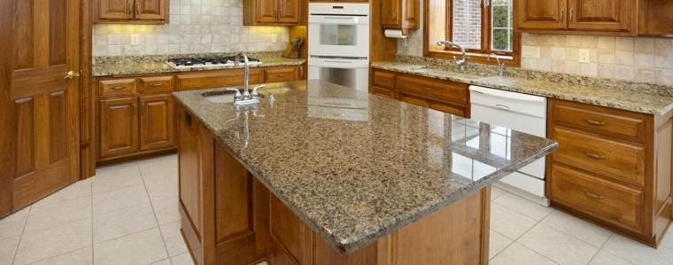 consejos sobre cómo limpiar superficies de granito
