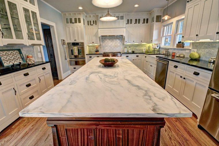 consejos sobre cómo limpiar encimeras de granito