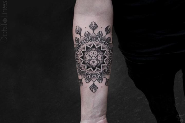 estrellas tatuadas modernas brazos
